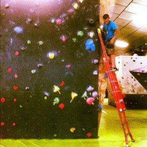 Nuevos Boulders -circuito azul- 1
