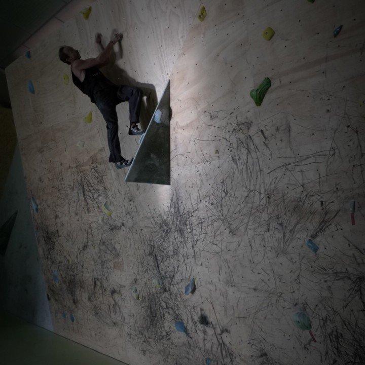 Muro de Competición