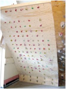 Moon Board, para entrenar los bloques más duros del mundo en tu sala The Climb 1