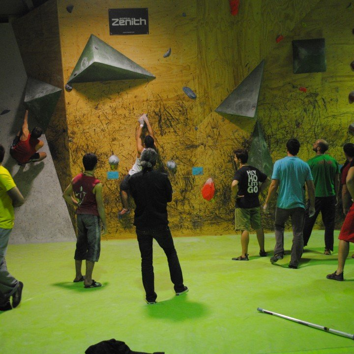 The Climb Winter Cup 2012/12