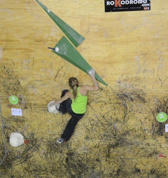 Vídeo de la final The Climb Open Boulder 2013