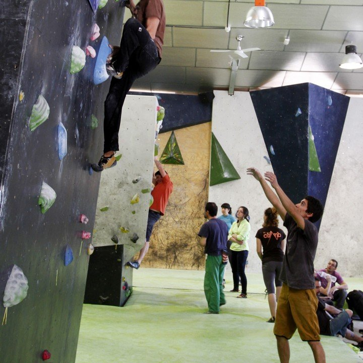 The Climb Open Boulder Festival 2013