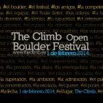 Master Class de Patxi Usobiaga en el Open de The Climb 3