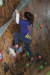 Celebrada la 1ª Prueba de la Liga de Escuelas Infantiles de la FMM en The Climb 3