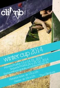 Llega la Última Prueba · The Climb Winter Cup 2014 1