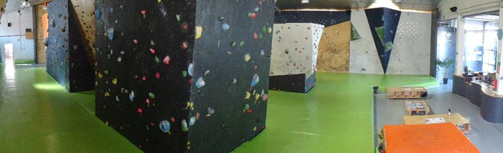 Instalaciones The Climb