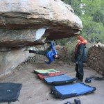 Uso y formas de pisar en la escalada. 52