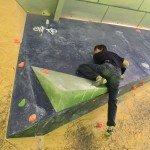 Uso y formas de pisar en la escalada. 53