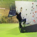 Uso y formas de pisar en la escalada. 54
