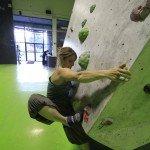 Uso y formas de pisar en la escalada. 57