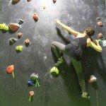Uso y formas de pisar en la escalada. 58