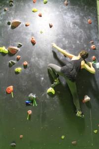 Uso y formas de pisar en la escalada. 30