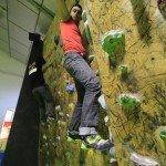 Uso y formas de pisar en la escalada. 59