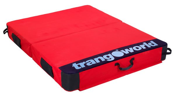 CRASHPAD TRANGOWORLD ROJO