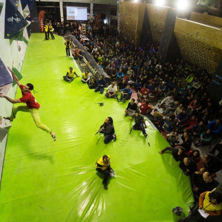 Copa España 2014 The Climb