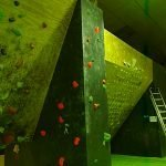 Nuevos circuitos azul y amarillo en The Climb. 2