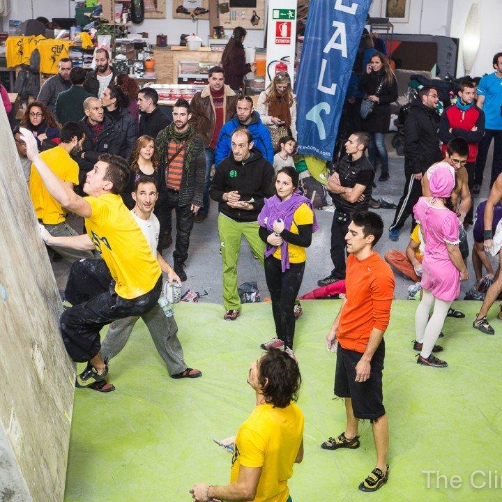The Climb Open Boulder Festival 2015