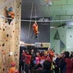 Liga Infantil Escalada 2015: Gran Comienzo en The Climb 1