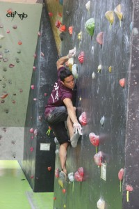 Sergio Verdasco 1er Simulacro The Climb