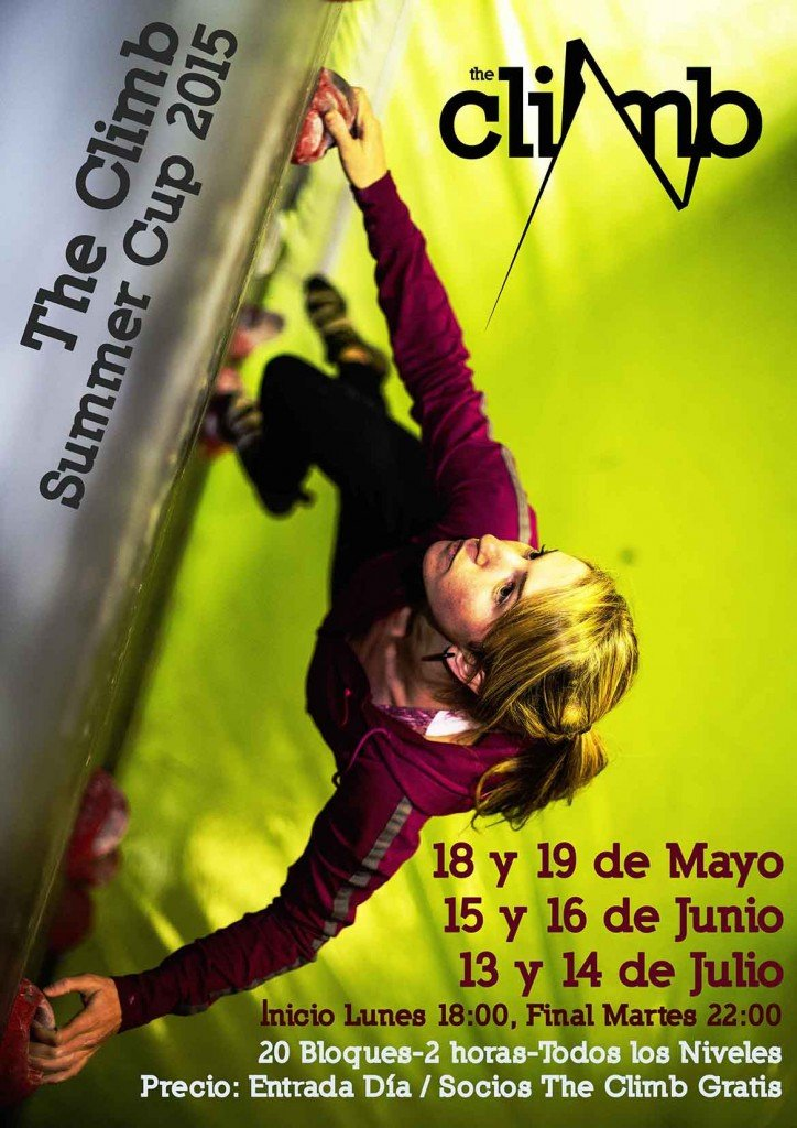 The Climb Summer Cup 2015