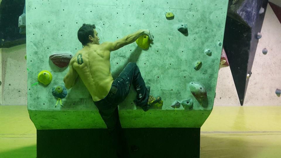 Probando los bloques de iniciación para ajustar los movimientos
