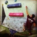 Entrenamiento de la Selección Española de Escalada en Bloque en The Climb 2