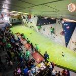 Copa de España de Bloque 2015 en The Climb 1