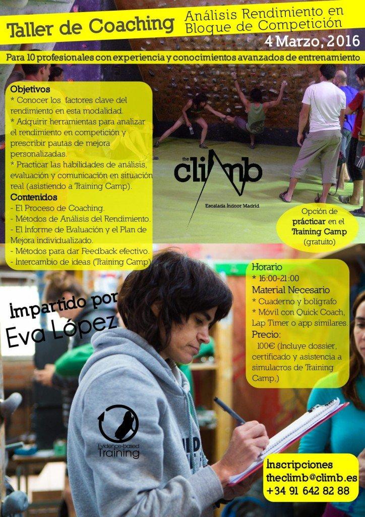 Curso_Coaching_EvaLopez_Bloque_Competición_TheClimb