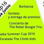 Equipación Summer Cup. Tercera prueba 1