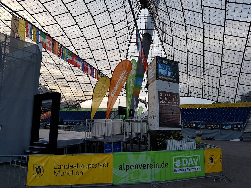2016 Munich Bouldering World Cup