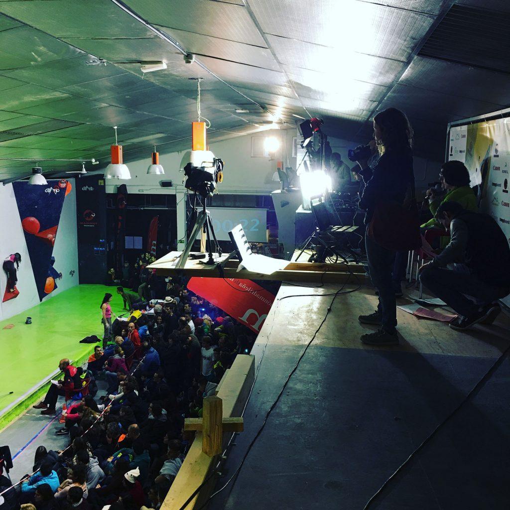 Streaming.CopaEspañaBloque2016.TheClimb