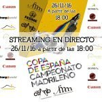 STREAMING EN DIRECTO COPA ESPAÑA THE CLIMB 2