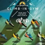 La Sportiva Climb In Gym en The Climb 5