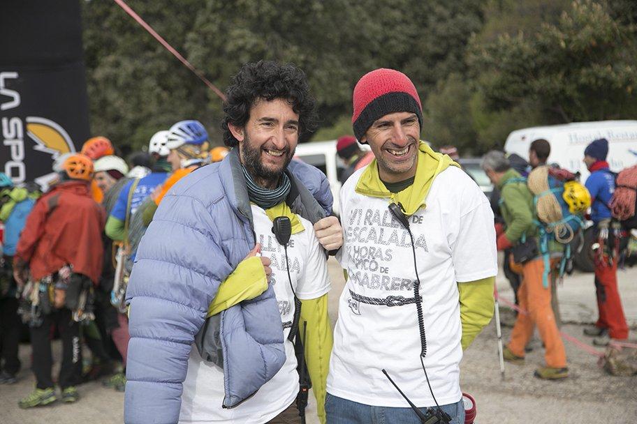 Crónica VI Rally de Escalada de La Cabrera 2
