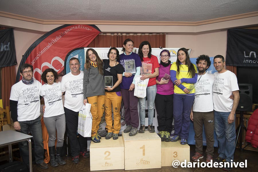Crónica VI Rally de Escalada de La Cabrera 3