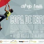 Copa España Bloque 2017 The Climb