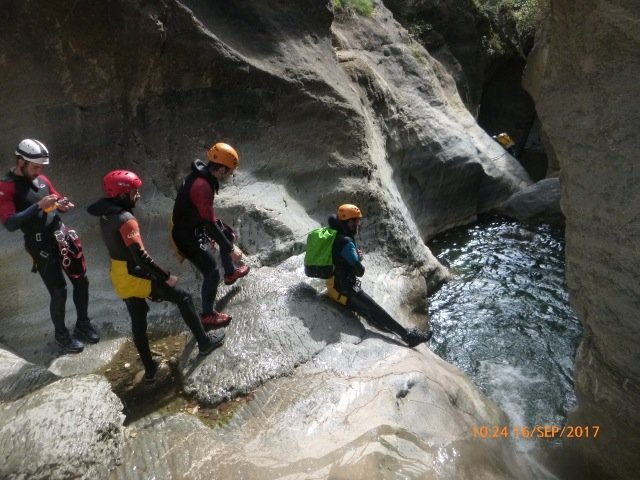 Viaje Pirineos The Climb 6