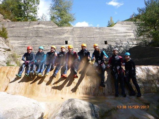 Viaje Pirineos The Climb 2