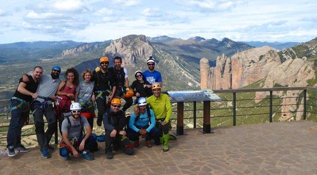 Viaje Pirineos The Climb 3