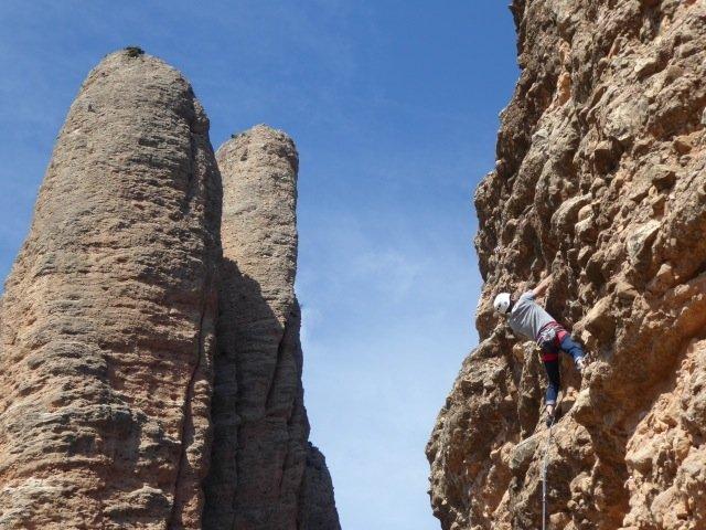 Viaje Pirineos The Climb 4