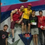 Campeonato Madrileño Bloque 2018 en The Climb