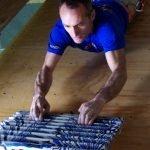 Entrevista a Israel Olcina, escalador pionero del Boulder español
