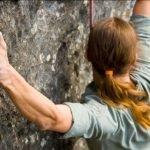 ¿Qué le pasa a las manos y muñecas de los escaladores?