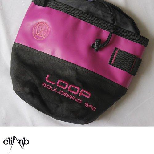 Magnesera Boulder Bag Pink&Black 3
