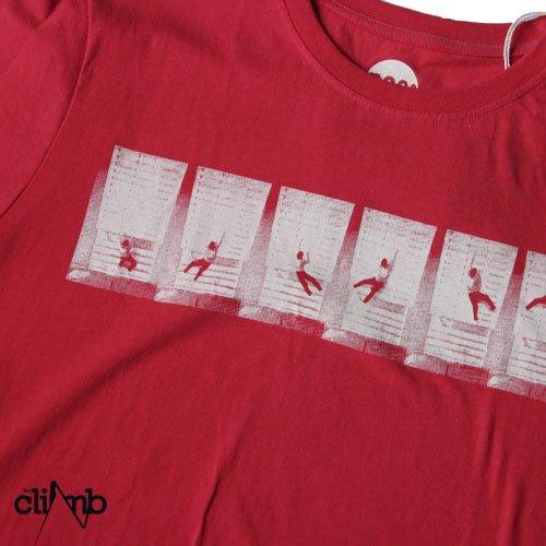 Camiseta CampusBoard Tomato 2
