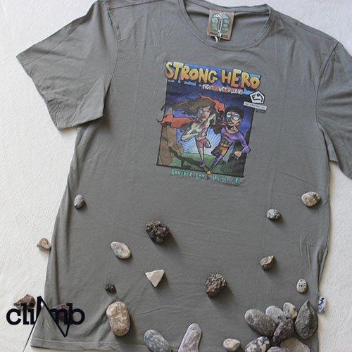Camiseta Strong Hero 1