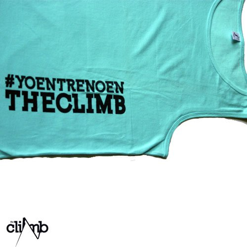 Camiseta The Climb Tirantes 2