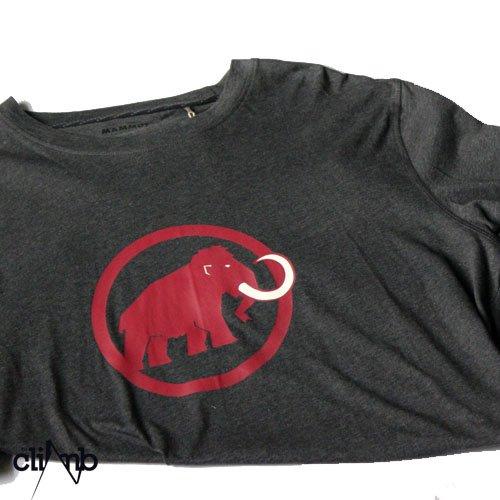Camiseta Mammut Logo Men 3