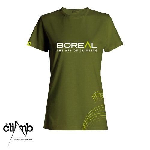 Camiseta Boreal Mujer 1