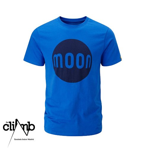 Camiseta Moon Logo Skydiver 1
